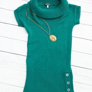 Green Wet Seal Dress